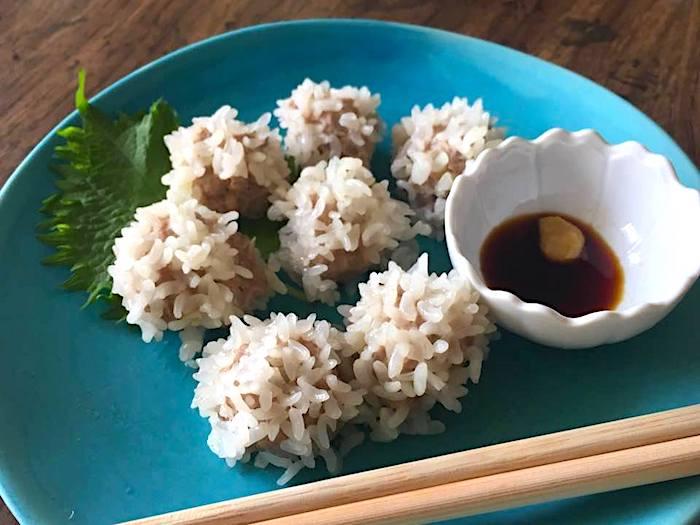 もち米しゅうまい