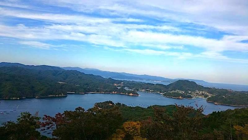 大島の景色