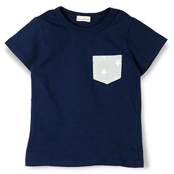 スターポケットTシャツ
