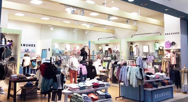 branshes イオンモール石巻店