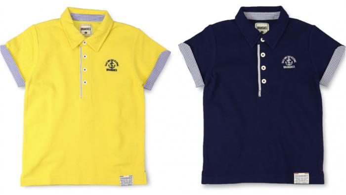 BOY 商品番号 [11-5217-405] 鹿の子半袖ポロシャツ