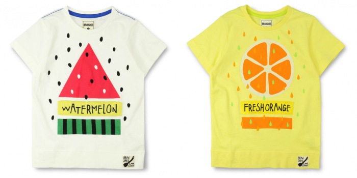 BOY 商品番号 [11-5206-451] フレッシュフルーツPt半袖Tシャツ