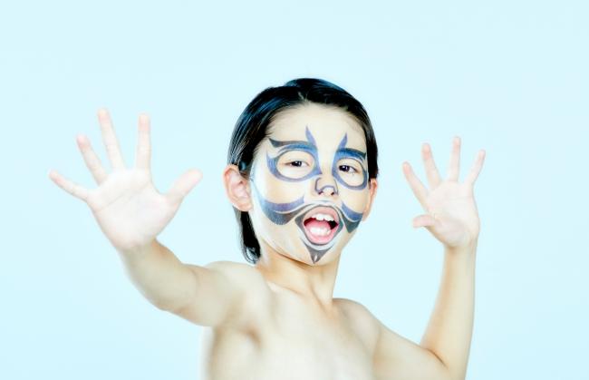 歌舞伎フェイスパック子供用2