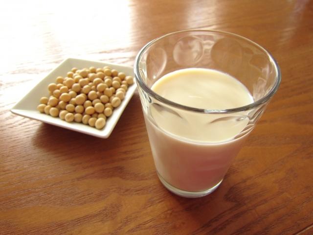 豆乳 イメージ