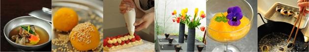 岡田有里 料理教室・フランス菓子教室HP/Blog