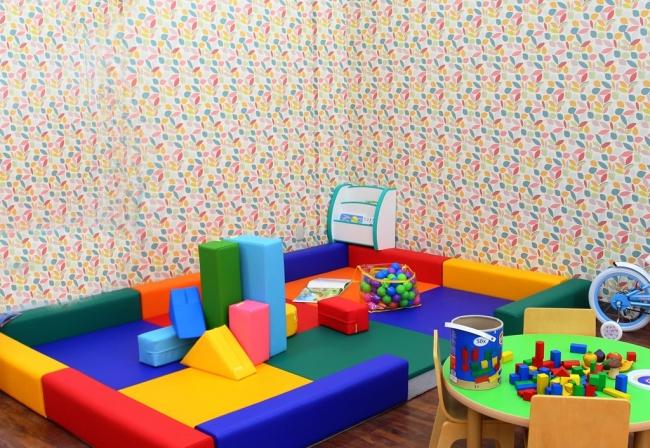 サイクルベースあさひ「KIDS PARK」千里丘店 キッズプレイゾーン