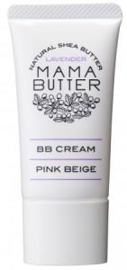 ママバター BBクリーム SPF50/PA+++ ピンクベージュ