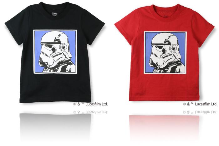 skeegee STARWARSコレクション [ストームトルーパー]Tシャツ