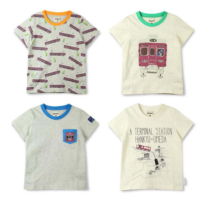 阪急コラボTシャツ
