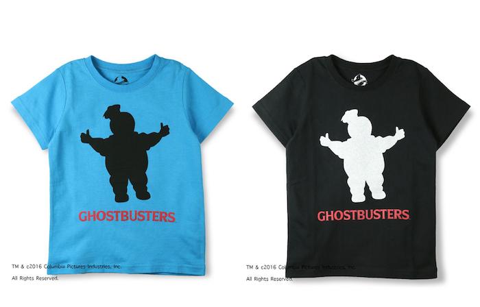 GHOSTBUSTERS[マシュマロマン]Tシャツ