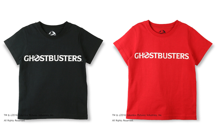 GHOSTBUSTERS[ロゴ]Tシャツ