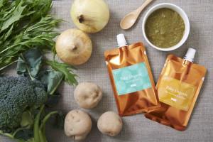離乳食「Baby Organic」