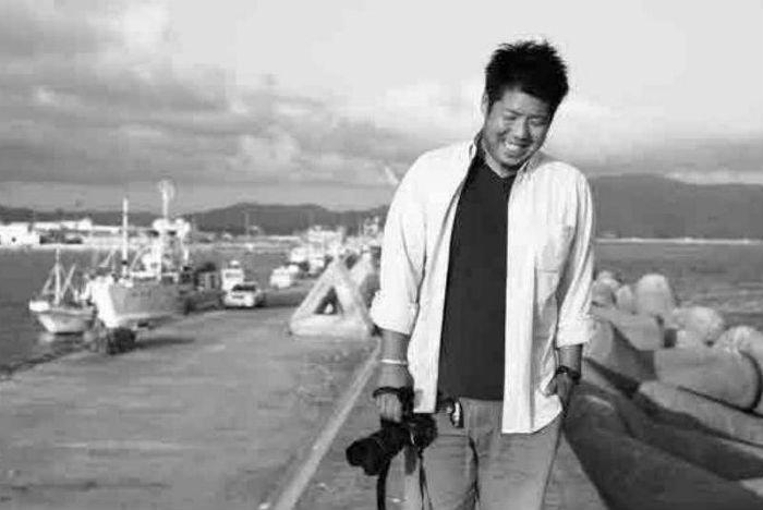 カメラマン斎藤伸
