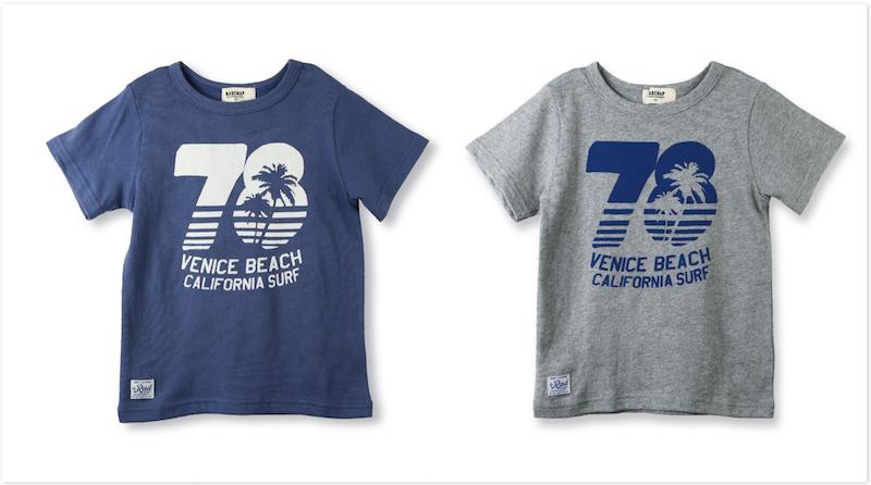 ビンテージサーフTシャツ