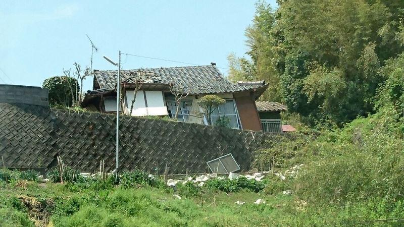 熊本震災被害