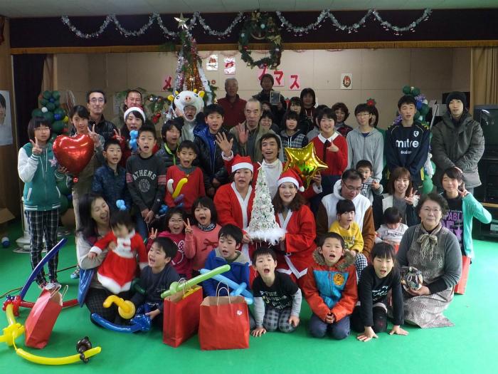 東北クリスマス会