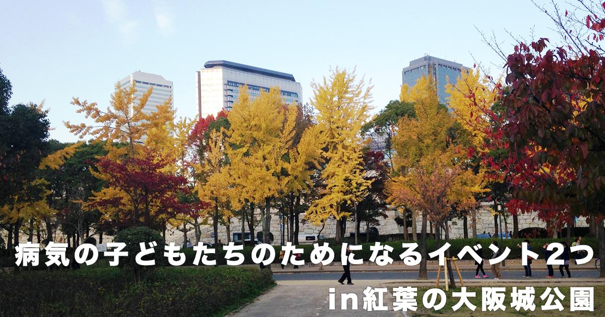 大阪城公園イベント紹介