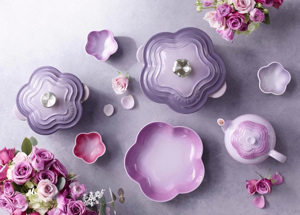ル・クルーゼ「Flower Collection」