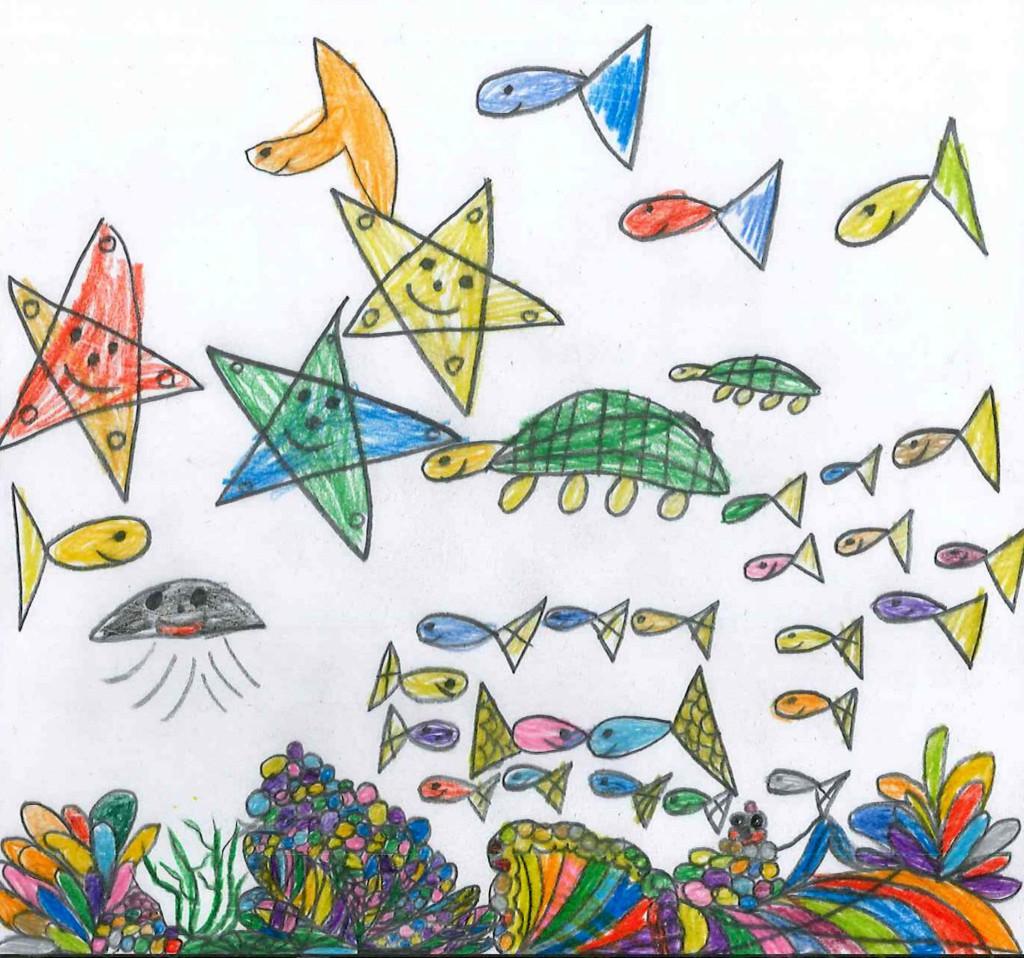 楽しい海の世界