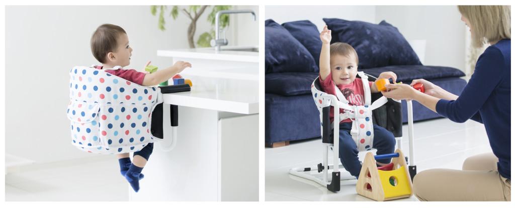 テーブルチェア&ローチェアスタイル