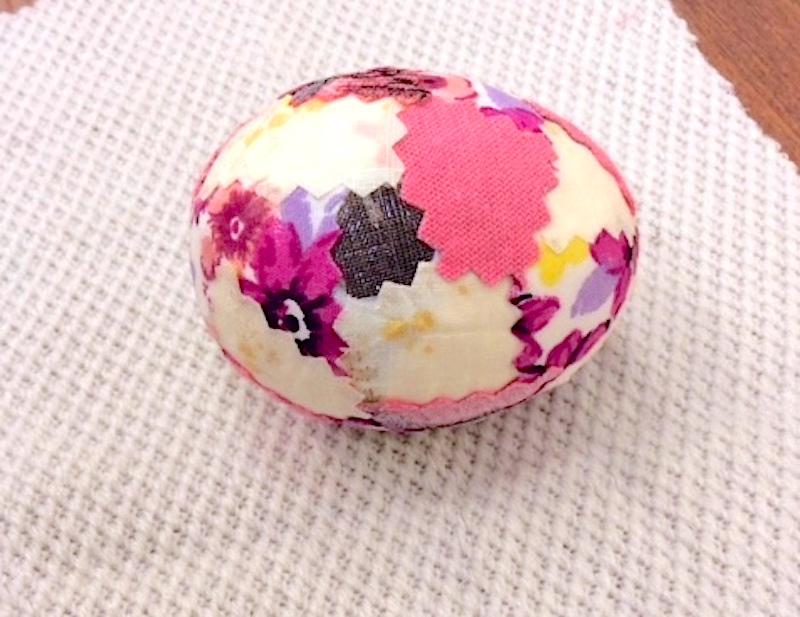 卵の殻ワークショップ