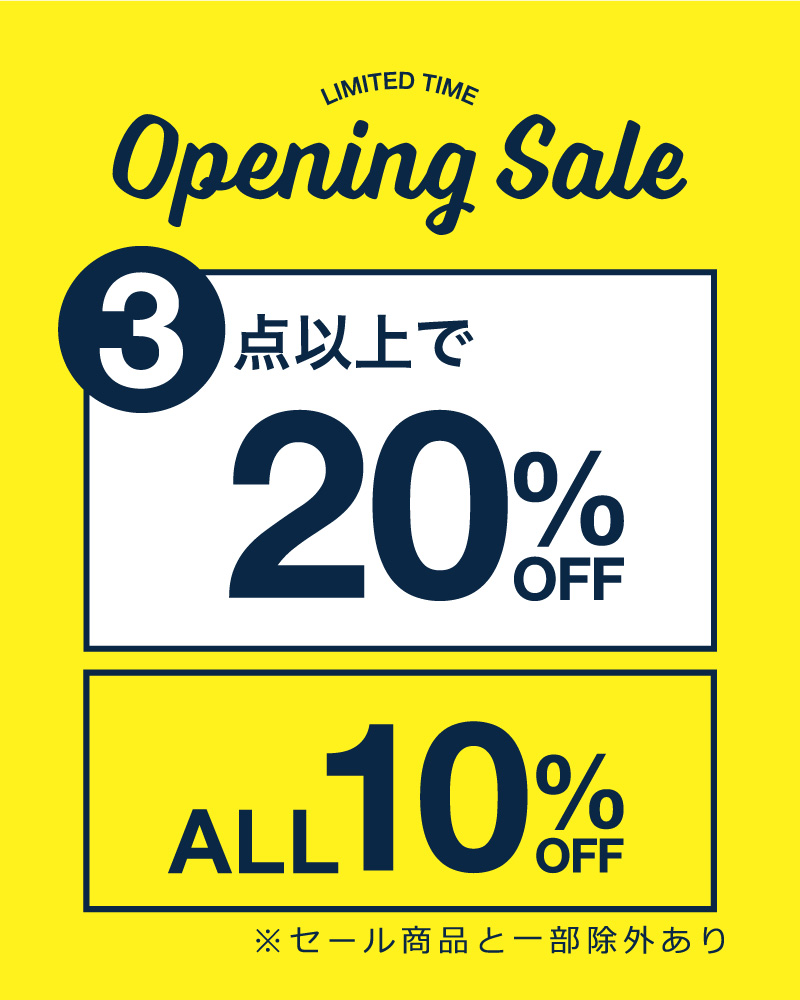 Opening-sale