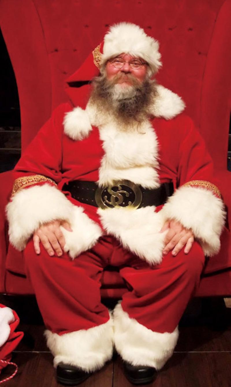サンタさんと撮影会