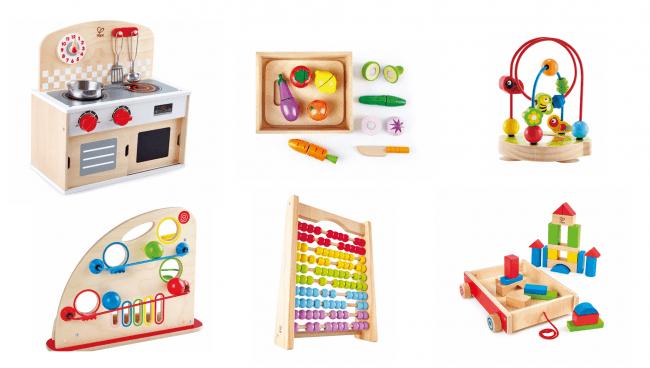 知育玩具Hape(ハペ)の製品