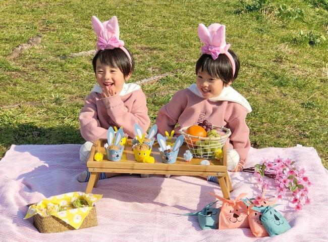 ウサギの耳の姉妹