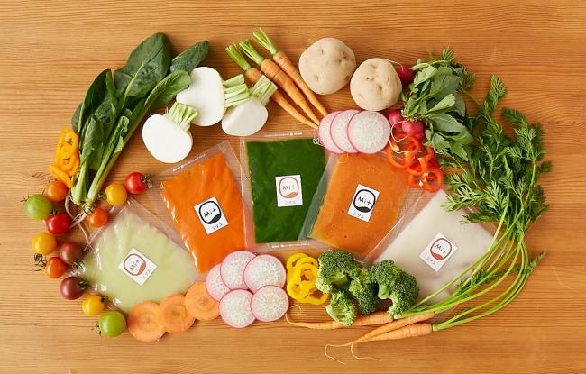野菜とMi+ミタス