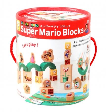 「Super Mario Blocks(スーパーマリオ ブロック(積み木))」