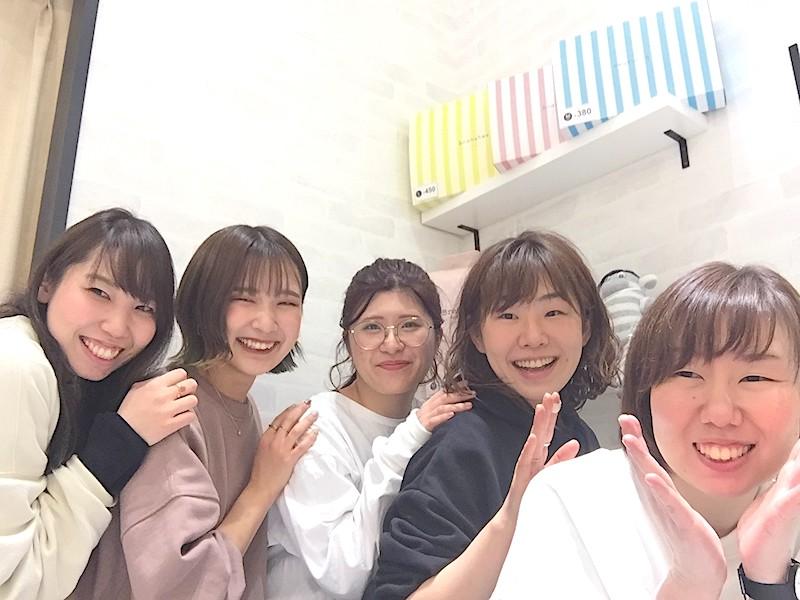 福岡店スタッフ