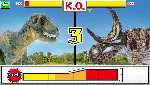 恐竜バトル