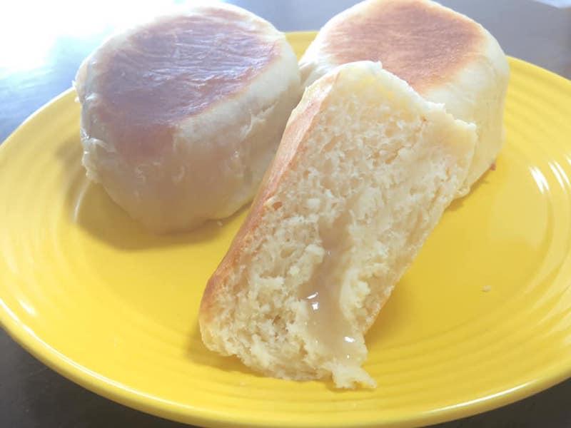 もちもち大福パンの作り方