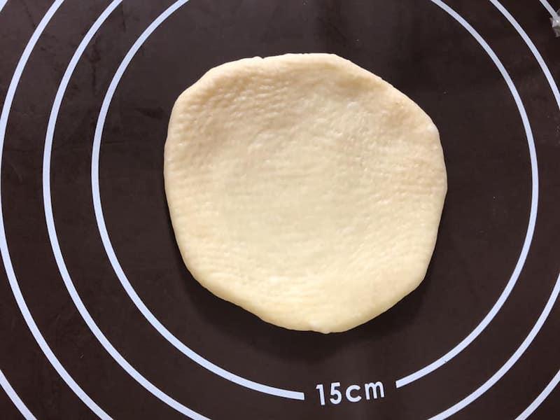ハーブ塩パンの作り方