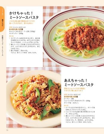 栄養ストックレシピ