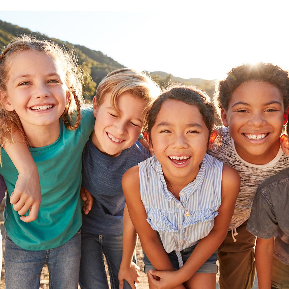多国籍な子どもたち