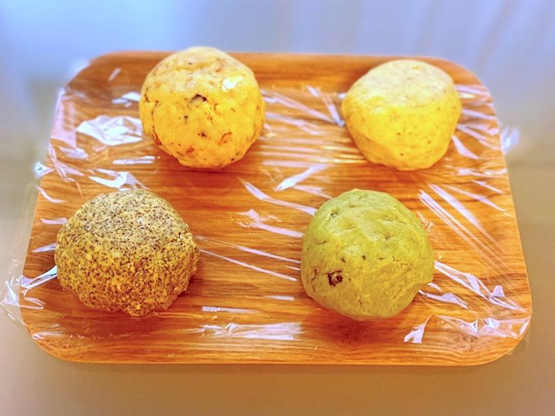 米粉クッキー作り方