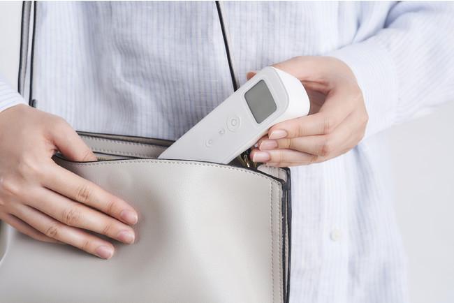 ピッと測る体温計 スティックタイプ